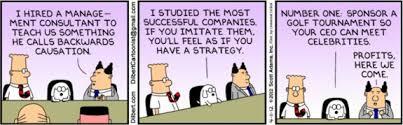 Sponsors Dilbert